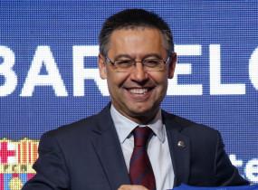 बार्सिलोना एफसी के अध्यक्ष बारटोमेन ने दिया इस्तीफा