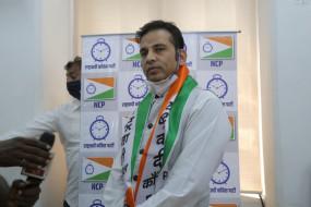 भोजपुरी अभिनेता सुदीप पांडेय बिहार में राकांपा के स्टार प्रचारक बने
