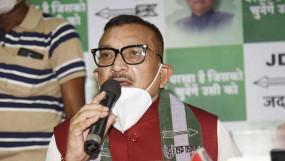 Bihar: पूर्व डीजीपी गुपतेश्वर पांडेय का टूटा सपना, पार्टी ने नहीं दिया टिकट, बोले- NDA के साथ रहूंगा