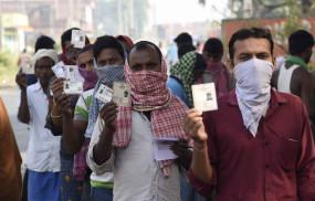 बिहार चुनाव: प्रथम चरण में 11 बजे तक 18.48 फीसदी मतदान