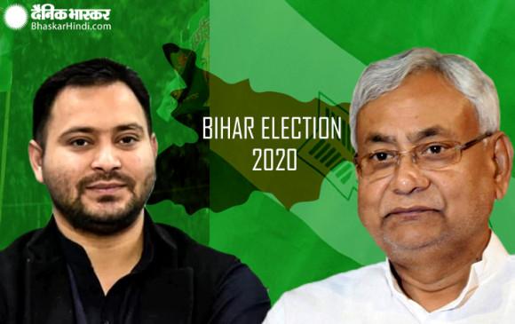 बिहार चुनाव: ओपिनियन पोल में NDA को स्पष्ट बहुमत, 100 के भीतर सिमट सकता है महागठबंधन