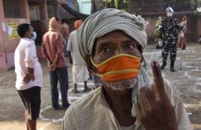 बिहार: प्रथम चरण में 71 सीटों पर मतदान संपन्न, 1,066 प्रत्याशियों की किस्मत ईवीएम में बंद