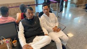 MP bypolls: कमलनाथ के बाद अब शिवराज के मंत्री की अभद्र टिप्पणी, बिसाहूलाल सिंह ने कांग्रेस प्रत्याशी की पत्नी को रखैल कहा
