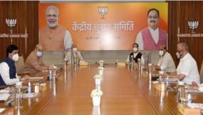 Bihar Election: बीजेपी ने बिहार विधानसभा चुनाव के लिए जारी की 46 उम्मीदवारों की तीसरी लिस्ट, पटना साहिब से लड़ेंगे नंदकिशोर यादव