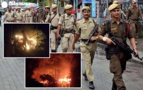 सीमा विवाद: असम और मिजोरम के बॉर्डर पर हिंसक झड़प, गृह मंत्रालय ने बुलाई बैठक