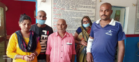 नवविवाहिता की मौत का मामला -पति और सास,ससुर सहित 5 आरोपी गिरफ्तार