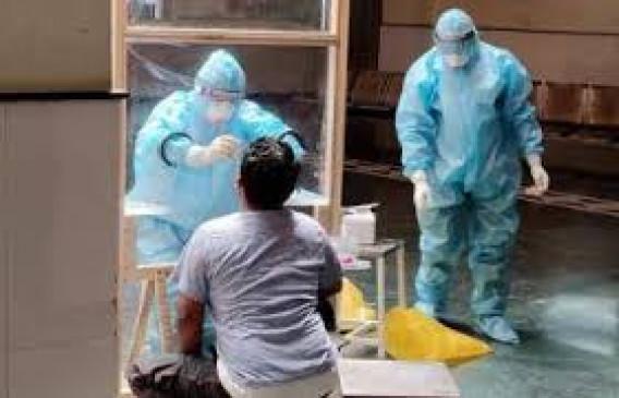 कोरोना : नागपुर में 674 नए मरीज, जानिए - विदर्भ में संक्रमितों का ताजा आंकड़ा