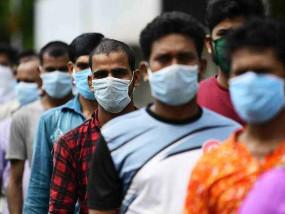Coronavirus in India: बीते 24 घंटों में कोरोनावायरस के 48,648 नए मामले सामने आए, 563 लोगों की मौत