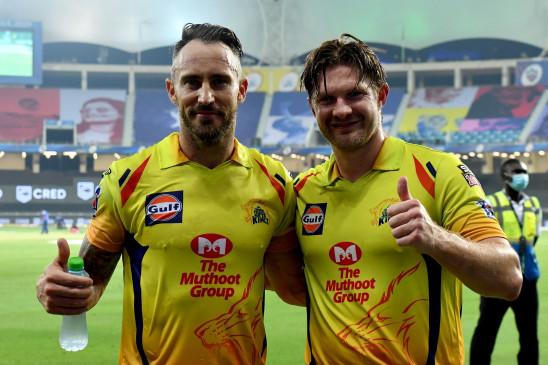 CSK vs KXIP: चेन्नई की धमाकेदार जीत, पंजाब को 10 विकेट से हराया, वॉटसन और प्लेसिस के बीच 181 रन की पार्टनरशिप