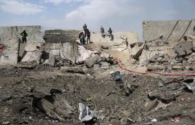 अफगानिस्तान में घातक हवाई हमला, 12 बच्चों की मौत