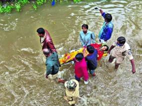 आपदा: तेलंगाना में भारी बारिश और बाढ़ से मृतकों की संख्या 50 पहुंची, अब तक राज्य में 5,000 करोड़ का नुकसान