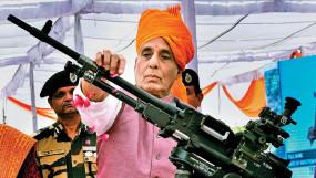 तैयारी: चीन से तनातनी के बीच दशहरा के मौके पर एलएसी के पास नाथूला दर्रे पर शस्त्र-पूजा करेंगे रक्षामंत्री राजनाथ सिंह