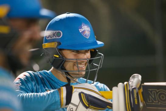 दिल्ली की कोशिश पूरे 40 ओवर शानदार खेल खेलने की : कैरी