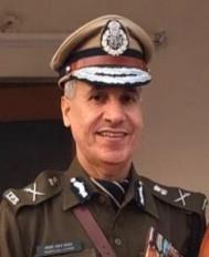 डीजी क्राईम श्री लाठर ने महानिदेशक पुलिस का अतिरिक्त कार्यभार सम्भाला