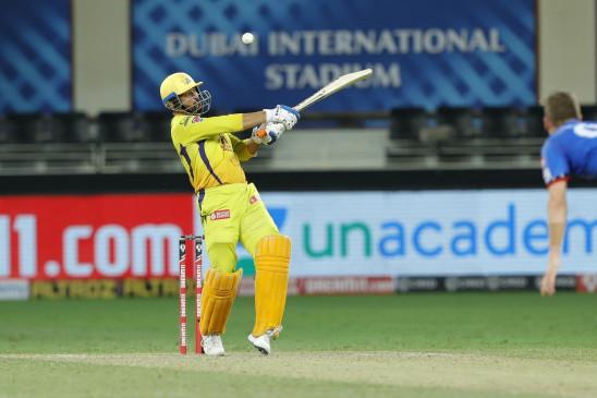 IPL-13: धोनी ने कहा, धवन का विकेट अहम था, लेकिन हमने उनके कुछ कैच छोड़े