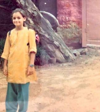 Dia Mirza shared childhood photo | दीया मिर्जा ने साझा की बचपन की तस्वीर -  दैनिक भास्कर हिंदी