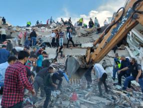 आपदा: तुर्की और ग्रीस में 7 की तीव्रता से भूकंप के झटके, अब तक 6 की मौत और 202 घायल, इजमिर शहर में घुसा समुद्र का पानी