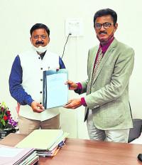 डॉ.संजय दुधे नागपुर यूनिवर्सिटी के नए प्रकुलगुरु चुने गए