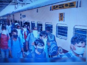 जबलपुर-बांद्रा स्पेशल के चलते ही यात्रियों के चेहरे खिले, मुंबई के लिए मिली दूसरी ट्रेन