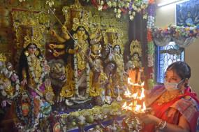 झारखंड में दुर्गा पूजा की मिली अनुमति