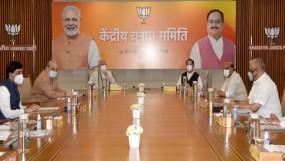 चुनाव: भाजपा ने राज्यसभा उम्मीदवारों की लिस्ट जारी की, उत्तरप्रदेश से हरदीप और बृजलाल समेत 8 नए चेहरो को मौका