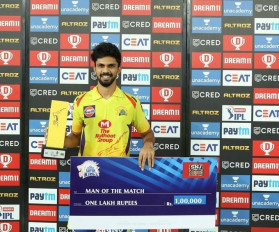 IPL-2020: गायकवाड ने कहा- टूर्नामेंट से बाहर होने के बाद भी ड्रेसिंग रूम का माहौल शांत