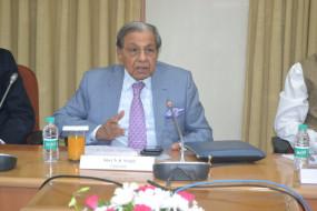राष्ट्रपति को 9 नवंबर को रिपोर्ट सौंपेगा वित्त आयोग