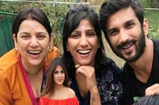 रिया की हाईकोर्ट से अपील : सुशांत की बहनप्रियंका और मीतू के खिलाफ दर्ज FIR न हो रद्द