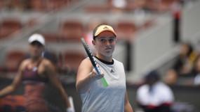 फ्रेंच ओपन : पूर्व चैंपियन ओस्टापेंको तीसरे दौर में पहुंचीं