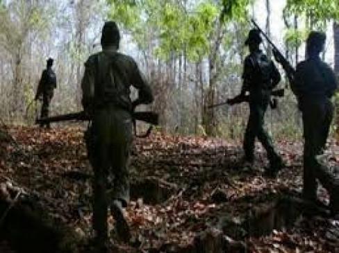 गड़चिरोली : बिजेपार के जंगल में नक्सली मुठभेड़
