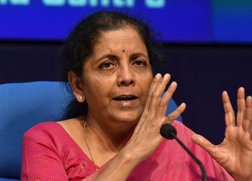 GDP: निर्मला ने दिए इकोनॉमी में सुधार के संकेत, इस साल निगेटिव या शून्य के करीब रहेगी जीडीपी