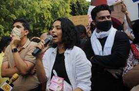 हाथरस मामला : भीम आर्मी प्रमुख ने मांगा उप्र के मुख्यमंत्री का इस्तीफा