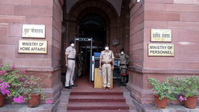 कोरोना के बढ़ते मामले को लेकर सोमवार को गृह मंत्रालय, दिल्ली सरकार की बैठक