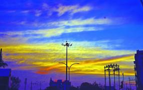 नागपुर में दोपहर ही नहीं रात में भी उमस ने किया हलाकान