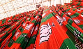 हैदराबाद : विरोध प्रदर्शन नाकाम करने के लिए भाजपा नेताओं को किया गया नजरबंद