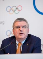 मुझे नहीं लगता, कोविड के कारण टीमें ओलंपिक से नाम वापस लेंगी : बाख