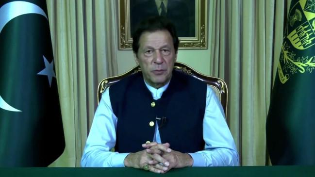 इमरान खान ने दिया राष्ट्रीय आपातकालीन हेल्पलाइन स्थापित करने का आदेश