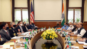 2+2 Dialoge: भारत, अमेरिका के बीच BECA मिलिट्री पर साइन होंगे, मिलेगा सैटेलाइट पैक्ट इमेजरी का रियल टाइम एक्सेस