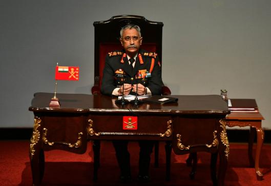 भारतीय सेना प्रमुख नरवाने नवंबर में करेंगे नेपाल का दौरा
