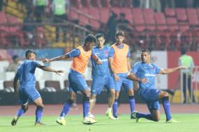 ओडिशा एफसी के भारतीय खिलाड़ियों ने ट्रेनिंग शुरू की