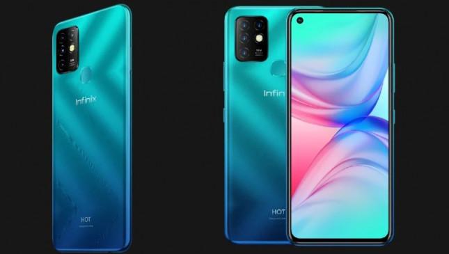 Smartphone: Infinix Hot 10 स्मार्टफोन भारत में लॉन्च, इसमें है 5200mAh बैटरी