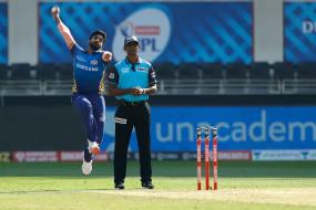 IPL-13 MI VS DC: दिल्ली ने मुंबई के सामने 111 रनों का लक्ष्य रखा, बोल्ट-बुमराह ने 3-3 विकेट झटके