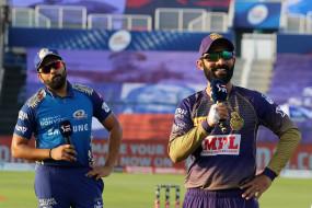 IPL-13: लीग के 32वें मैच में आज मुंबई-कोलकाता में भिड़ंत, रोहित की नजर लगातार पांचवीं जीत दर्ज करने पर