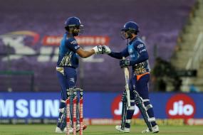 IPL-13: कोलकाता के खिलाफ जीत के बाद बोले रोहित, हम पहली गेंद से उन पर हावी थे, मोर्गन ने कहा-हम रेस में भी नहीं थे