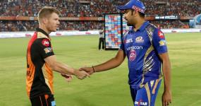 IPL-13, MI VS SRH: मुंबई इंडियंस ने सनराइजर्स हैदराबाद को 209 रन का टारगेट दिया, डी कॉक ने 67 रन की पारी खेली