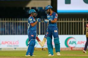 IPL 2020: दिल्ली ने बनाया सीजन का सबसे बड़ा स्कोर, कोलकाता को 18 रन से हराया, पॉइंट टेबल में टॉप पर पहुंची