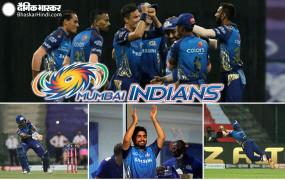 MI vs RR: मुंबई इंडियंस ने राजस्थान रॉयल्स को 57 रन से हराया, पॉइंट टेबल में टॉप पर पहुंची