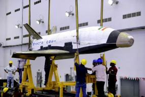 इसरो ने देसी स्पेस शटल की ग्राउंड लैंडिंग परीक्षण की योजना बनाई