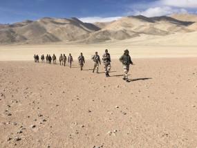 आईटीबीपी को भारत-चीन सीमा पर 47 नई चौकियां स्थापित करने की अनुमति मिली