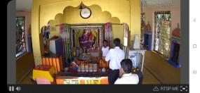 जबलपुर - ऑनलाइन दर्शन से माँ बगलामुखी मन्दिर भी जुड़ा